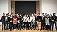 All of the prizewinners in the 2014 Felix Mendelssohn Bartholdy Conservatory Competition