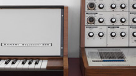 Sequencer und EMS VCS 3