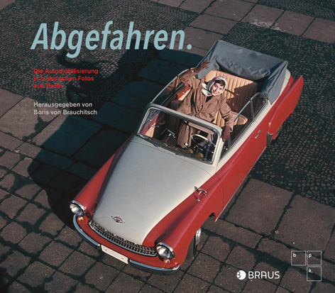 Cover of the book titled Abgefahren