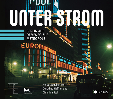 "Cover of the book ""Unter Strom"""