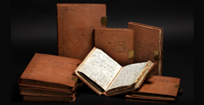 Acquired by the Staatsbibliothek zu Berlin in 2014: Alexander von Humboldt's American Travel Diaries