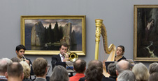 Konzert in der Alten Nationalgalerie